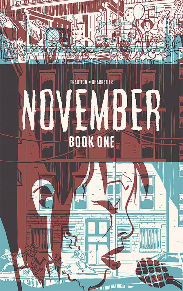 November Vol. 1 HC