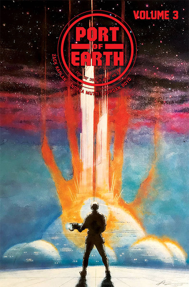 Image: Port of Earth Vol. 03 SC  - Image Comics - Top Cow