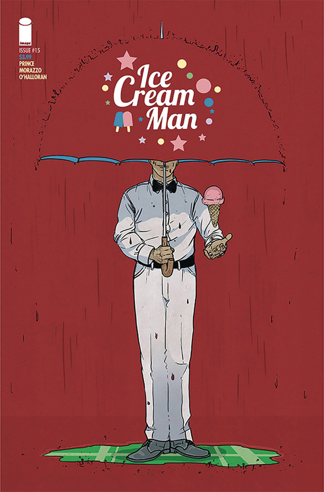 Image: Ice Cream Man #15 (cover B - Horvath) - Image Comics