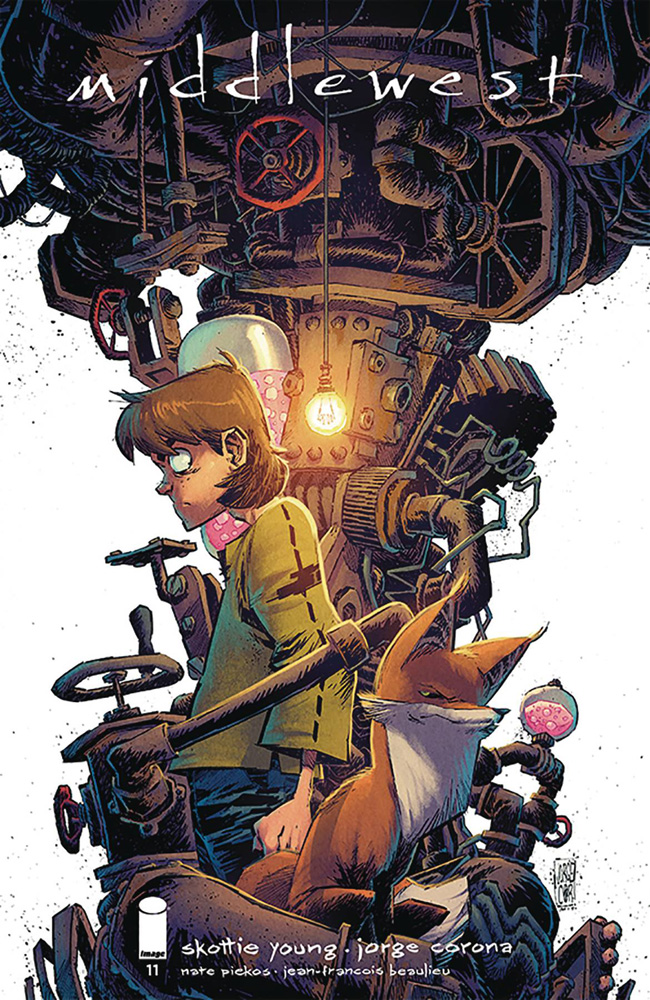 Image: Middlewest #11 - Image Comics