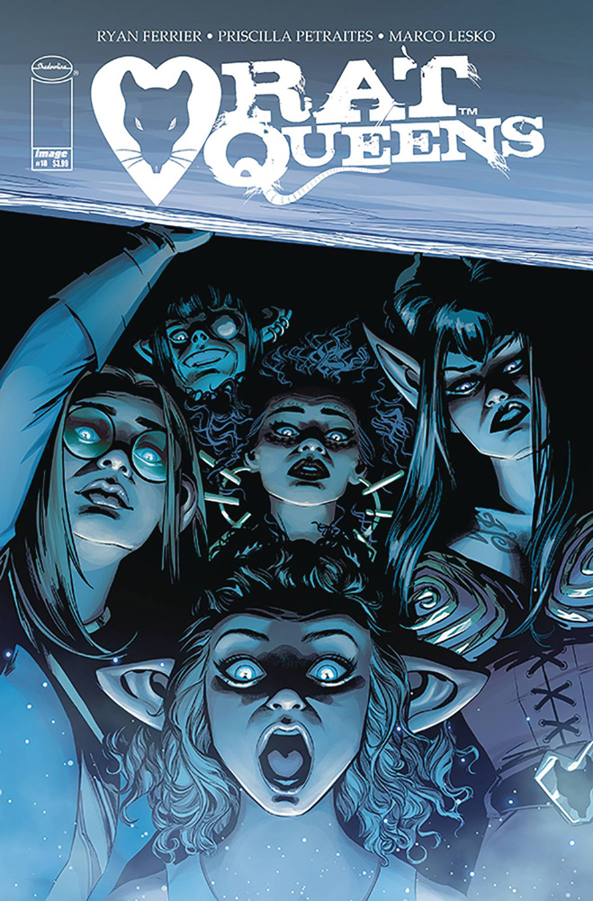 Image: Rat Queens Vol. 02 #18 - Image Comics