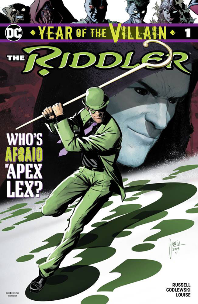 The Riddler: Year of the Villain #1