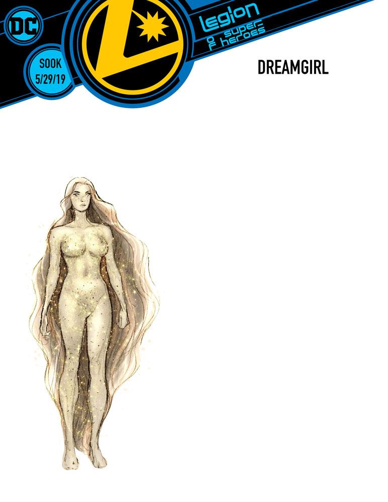Legion of Super-Heroes: Millennium #1  [2019] - DC Comics