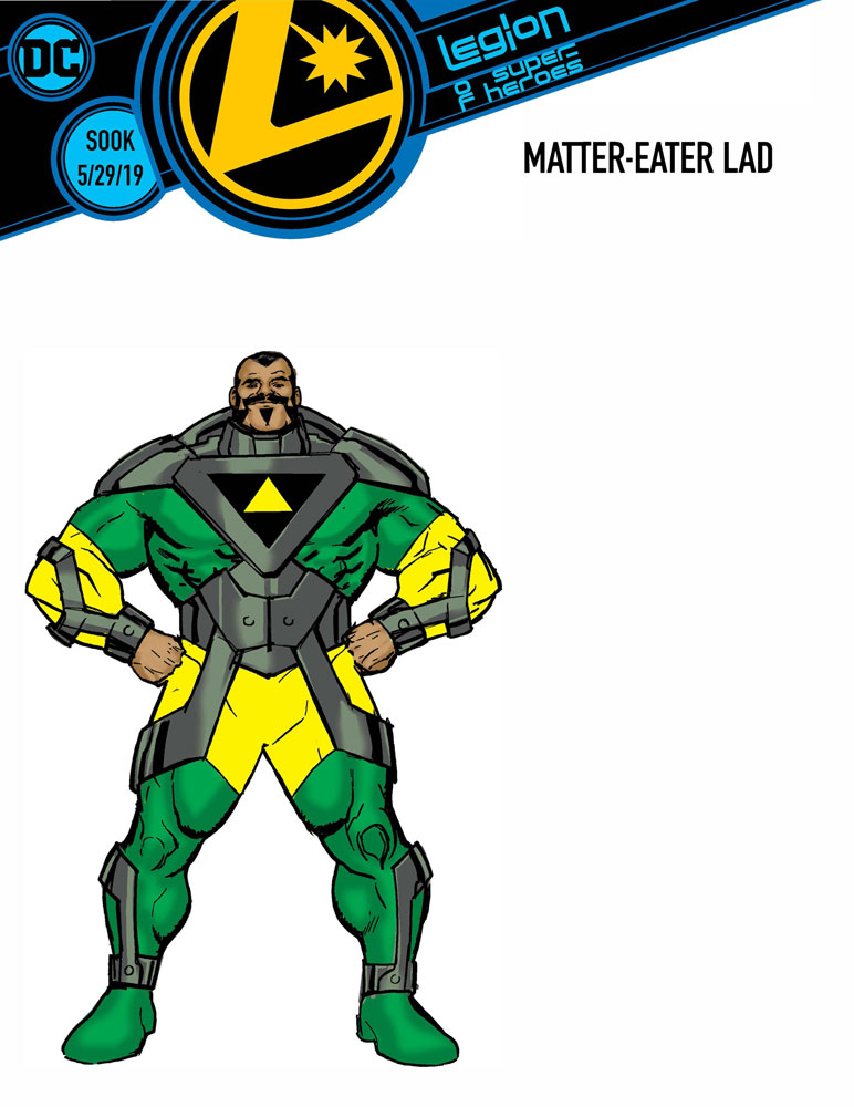 Legion of Super-Heroes: Millennium #1 - DC Comics