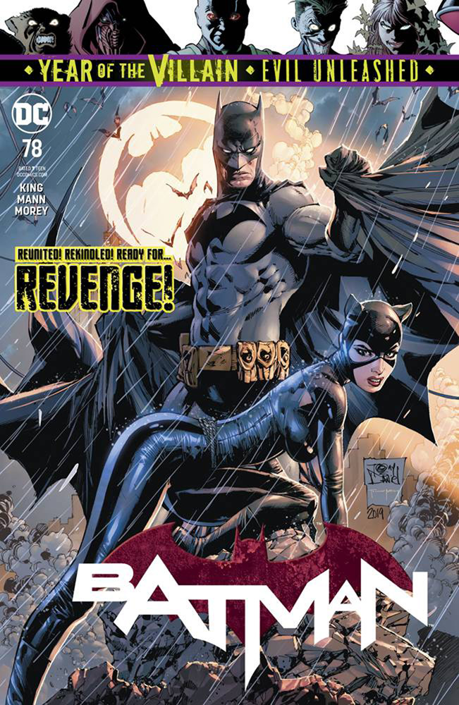 Image: Batman #78 (YotV) - DC Comics