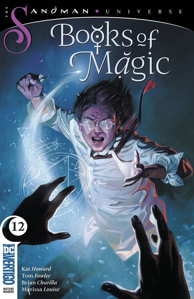 Image: Books of Magic #12  [2019] - DC Comics - Vertigo