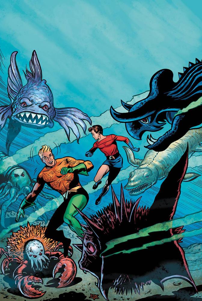Aquaman: The Silver Age Omnibus Volume 1