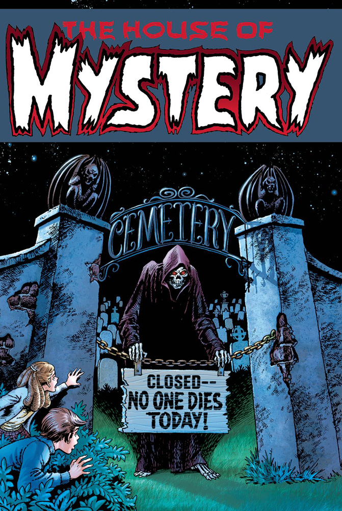 House of Mystery: The Bronze Age Omnibus Volume 2