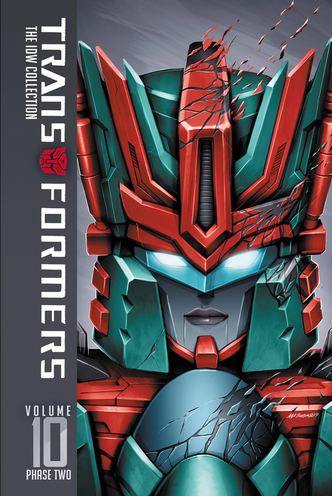 Image: Transformers IDW Collection Phase 2 Vol. 10 HC  - IDW Publishing