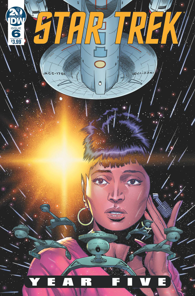 Image: Star Trek: Year Five #6  [2019] - IDW Publishing