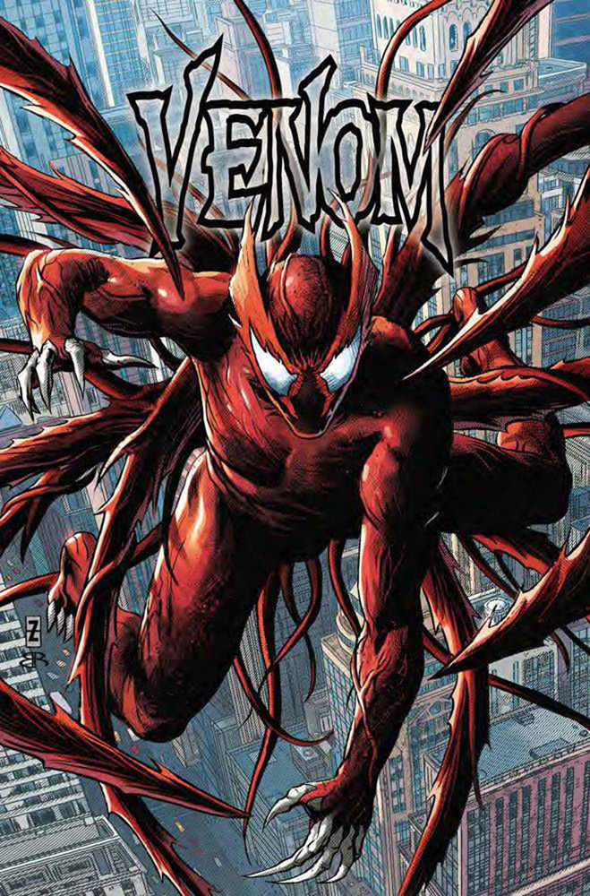 Image: Venom #18 (1:25 incentive Codex cover - Patrick Zircher)  [2019] - Marvel Comics
