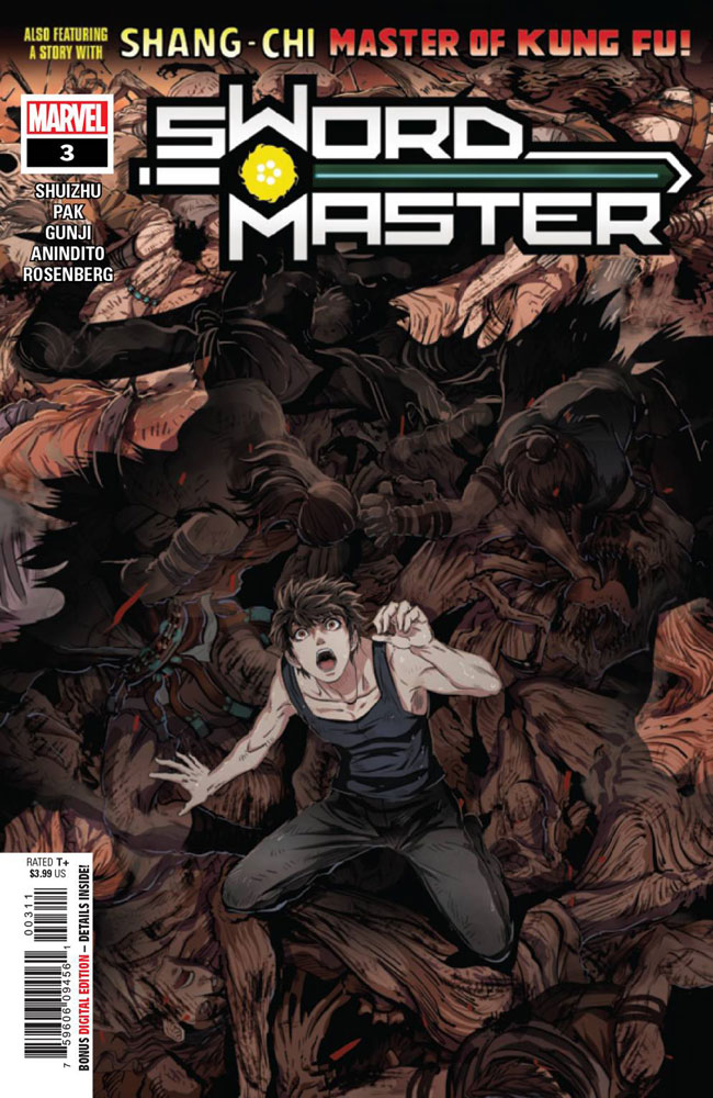 Image: Sword Master #3  [2019] - Marvel Comics