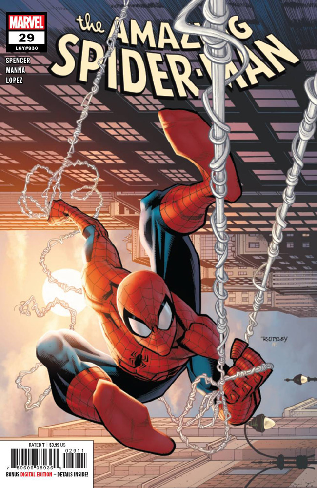 Image: Amazing Spider-Man #29  [2019] - Marvel Comics