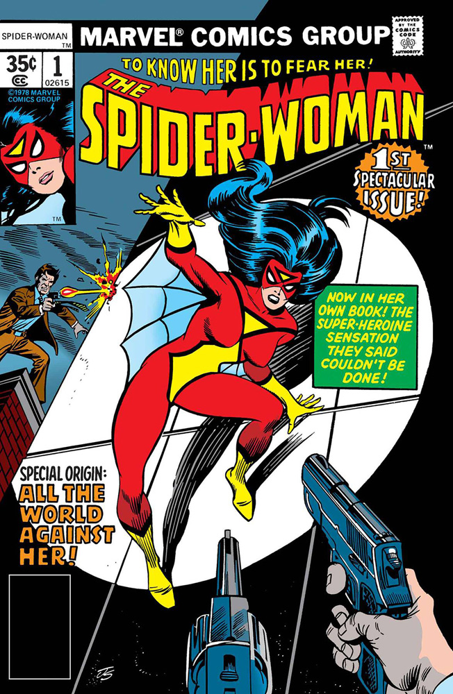 Image: Spider-Woman Facsimile Edition #1 - Marvel Comics