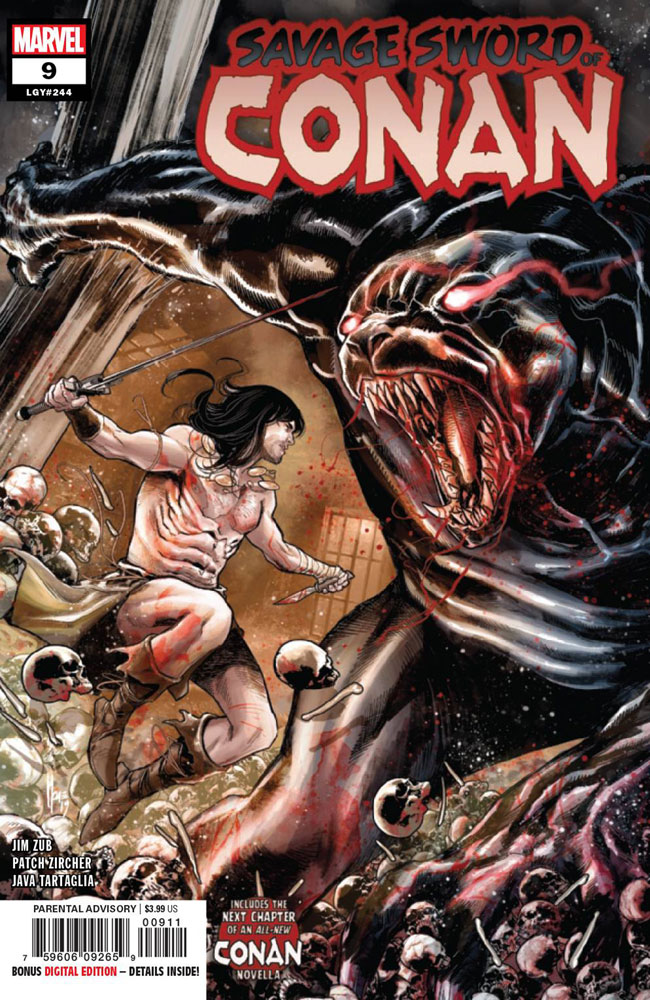 Image: Savage Sword of Conan #9 - Marvel Comics