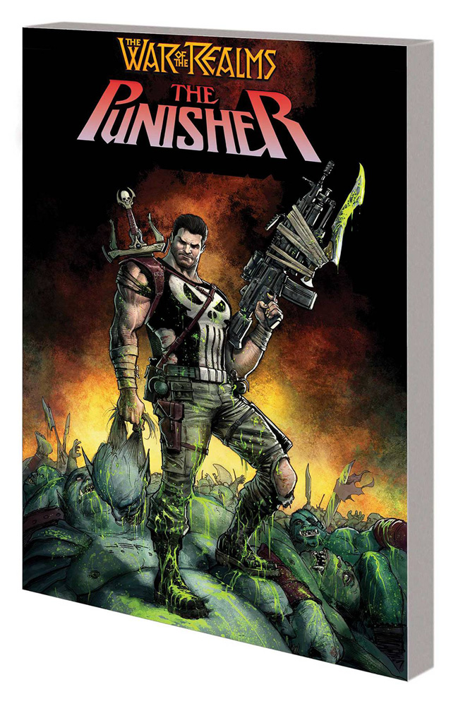 Image: War of the Realms: The Punisher SC  - Marvel Comics