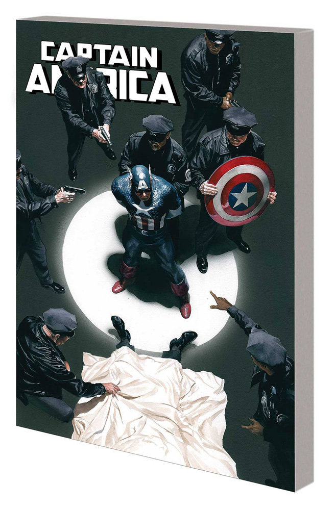 Image: Captain America Vol. 02: Captain of Nothing SC  - Marvel Comics
