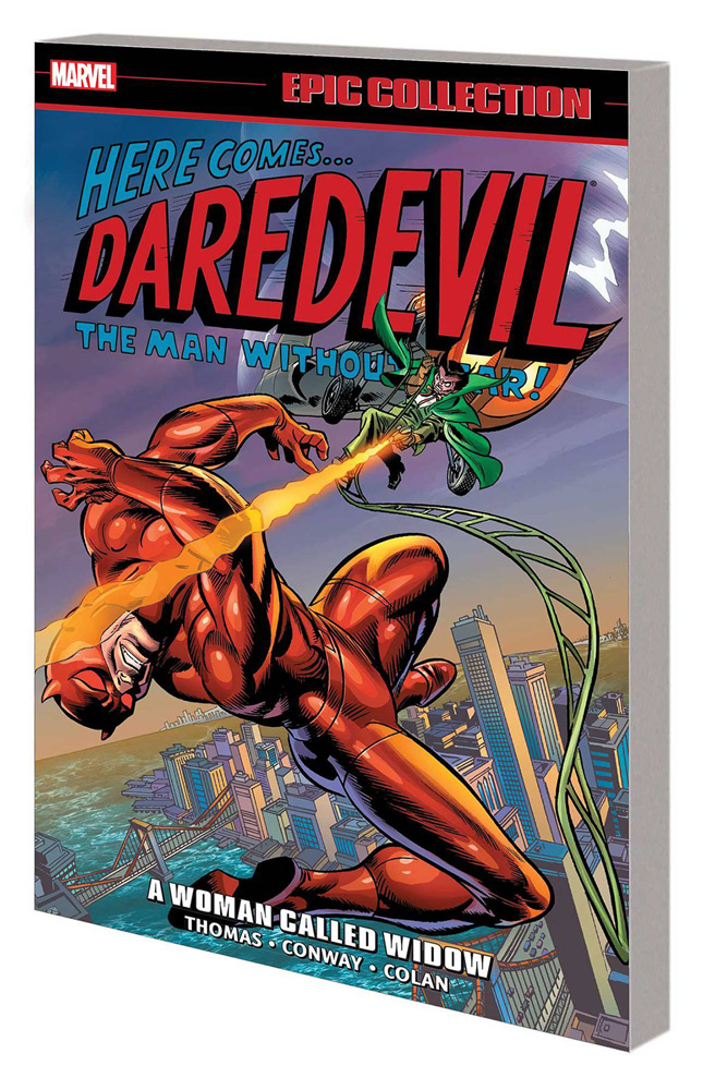 Daredevil Epic Collection: A Woman Called Widow