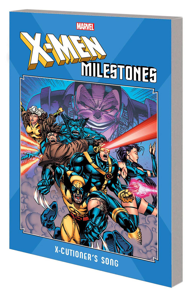 Image: X-Men Milestones: X-Cutioners Song SC  - Marvel Comics