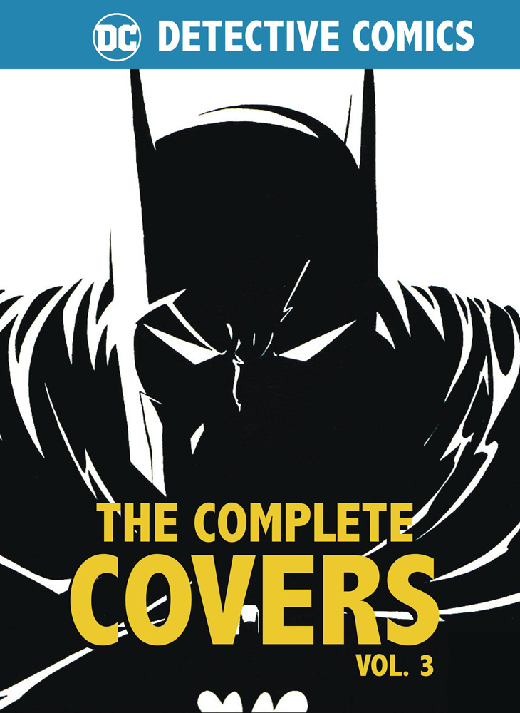 Image: Detective Comics: The Complete Covers Vol. 03 HC  - Insight Editions
