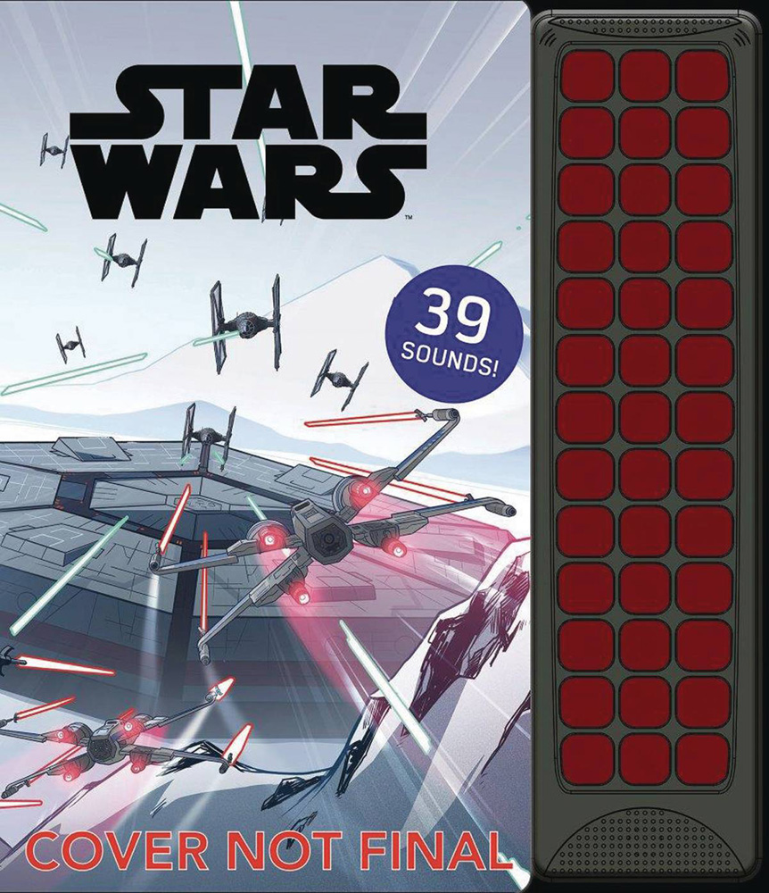 Image: Star Wars: 39-Button Sounds - Battles  - Printers Row