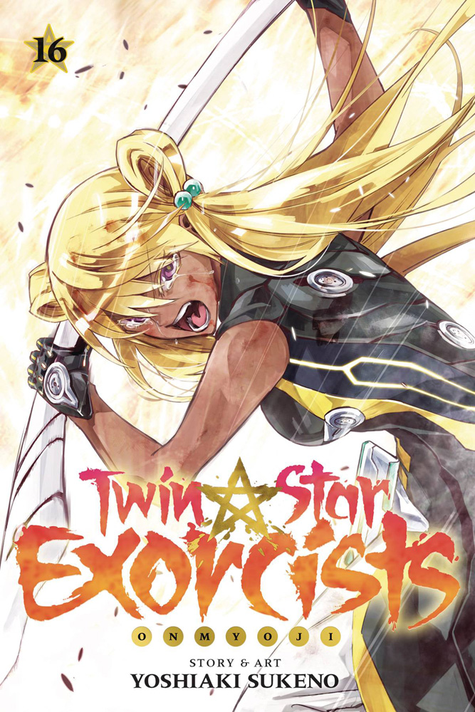 Image: Twin Star Exorcists Onmyoji Vol. 16 GN  - Viz Media LLC