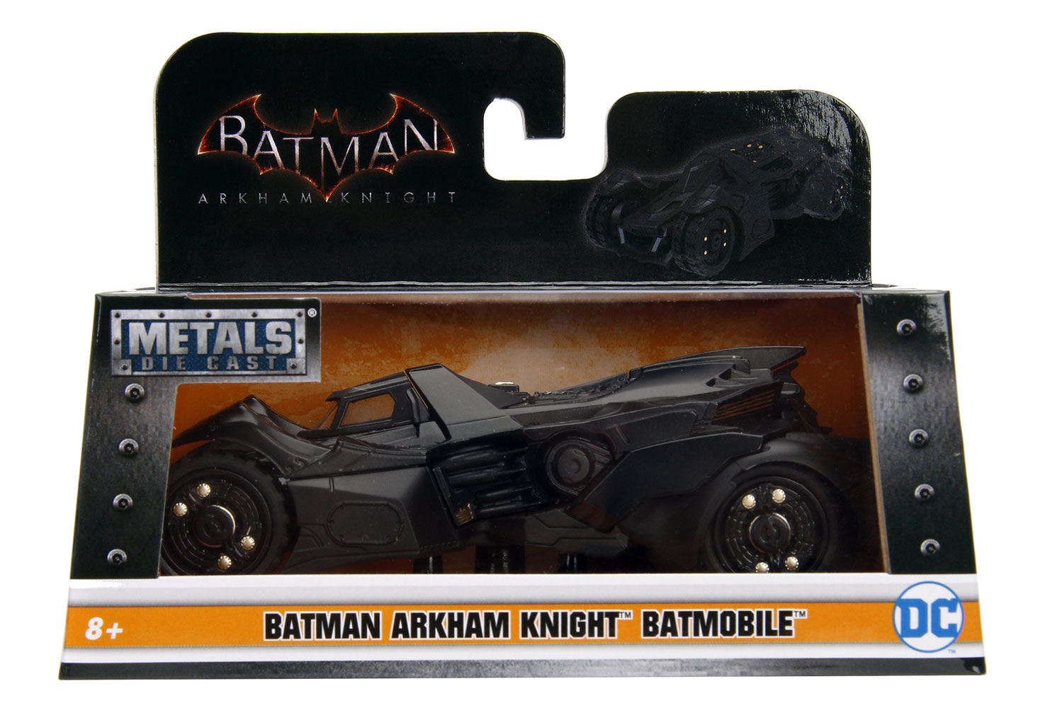 Metals Batmobile Vehicle: Arkham Knight  (1/32 Scale) - Jada Toys, Inc