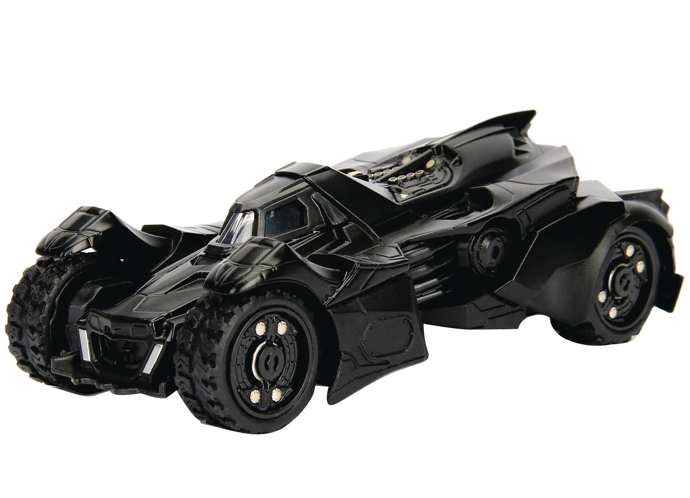 Image: Metals Batmobile Vehicle: Arkham Knight  (1/32 Scale) - Jada Toys, Inc