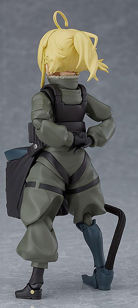 Saga of Tanya the Evil Movie Figma Action Figure: Tanya Degurechaff  - Max Factory