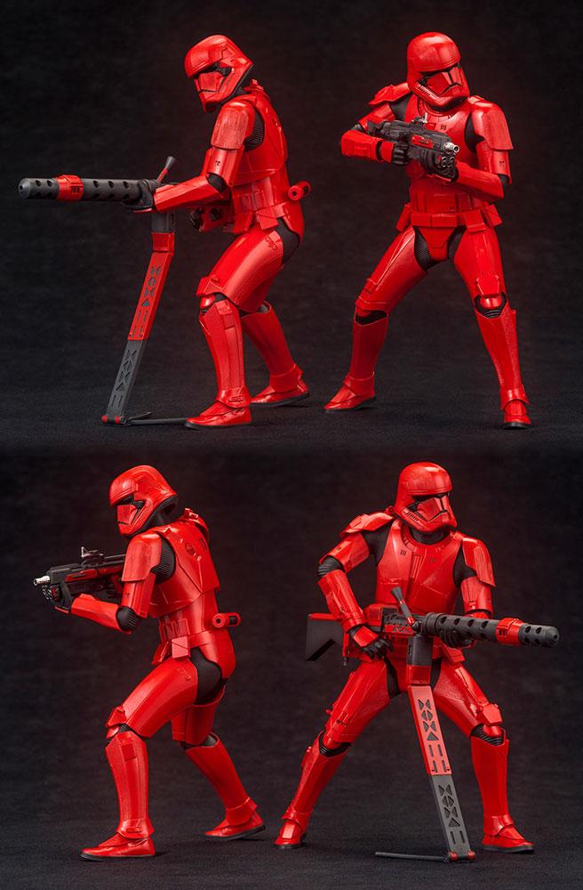 Star Wars ARTFX+: Sith Trooper  (2 Pack) - Kotobukiya