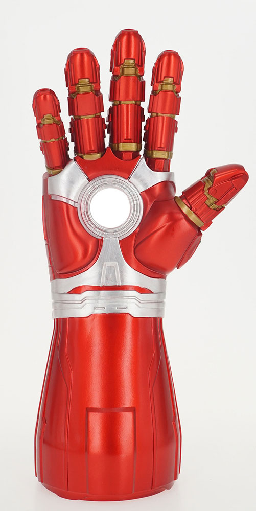 Endgame PVC Figural Coin Bank: Iron Man Nano Gauntlet  - Monogram Products
