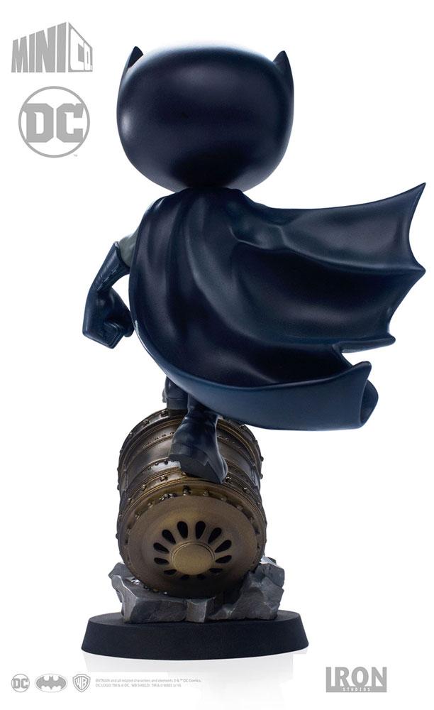 Mini Co. Heroes DC Comics Vinyl Statue: Batman  - Iron Studios
