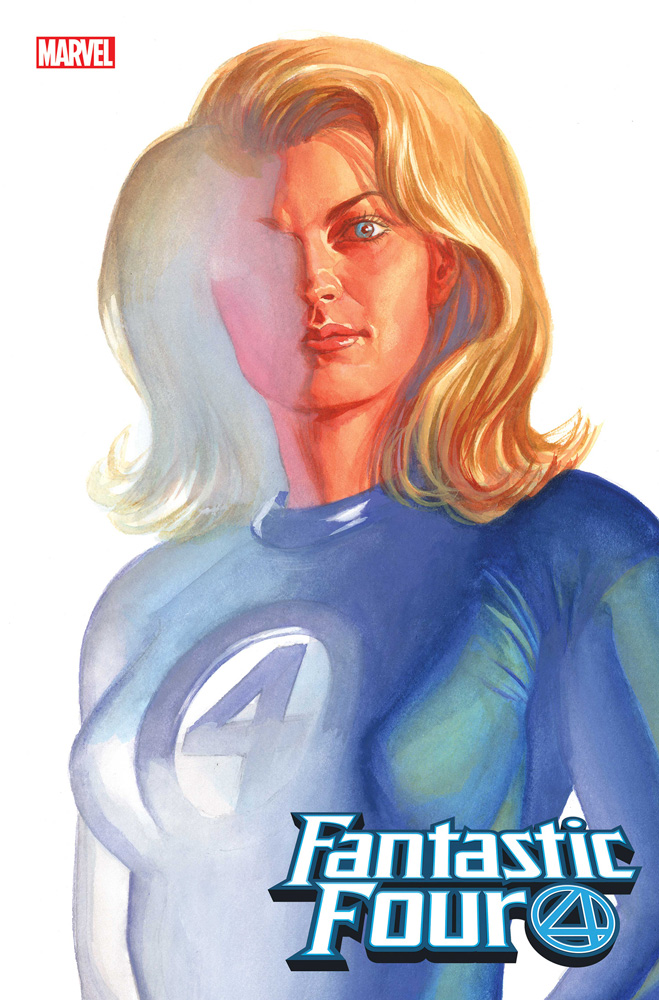 Image: Fantastic Four #24 (Emp) (variant Timeless cover - Alex Ross Invisible Woman) - Marvel Comics