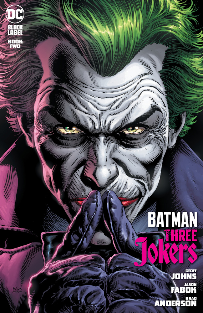 Image: Batman: Three Jokers #2  [2020] - DC Comics