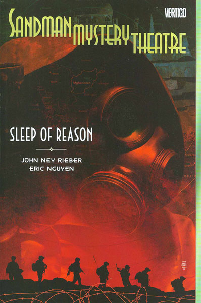 Image: Sandman Mystery Theatre: Sleep of Reason SC  - DC Comics