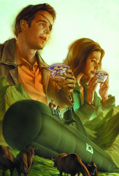 Image: Buffy the Vampire Slayer #27 (Chen cover) - Dark Horse
