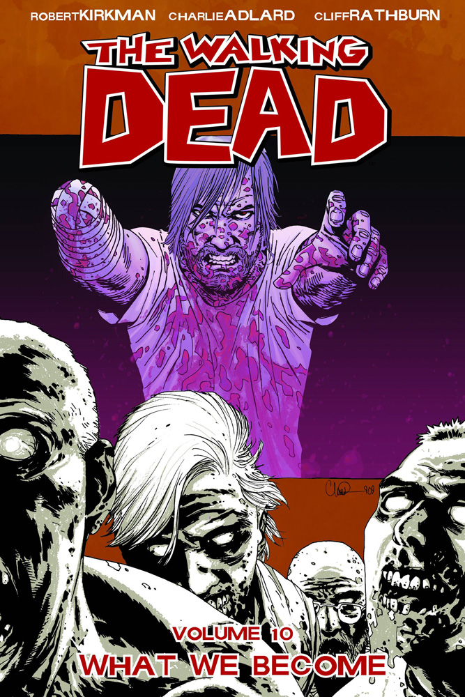 Image: Walking Dead Vol. 10: What We Become SC  - Image Comics