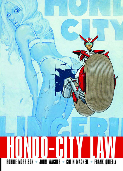 Image: Hondo City Law SC  - Rebellion / 2000AD
