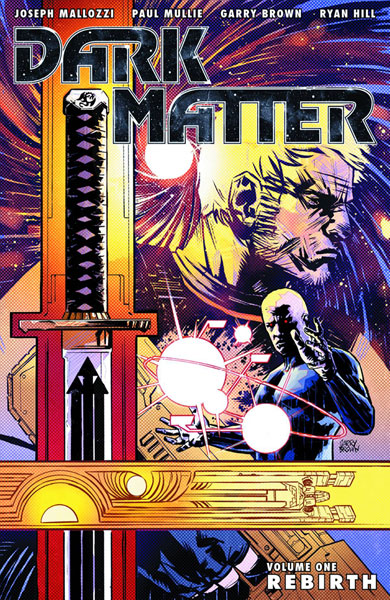 Image: Dark Matter Vol. 01: Rebirth SC  - Dark Horse Comics