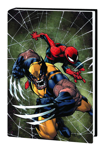 Image: Spider-Man / Wolverine by Zeb Wells & Joe Madureira HC  - Marvel Comics