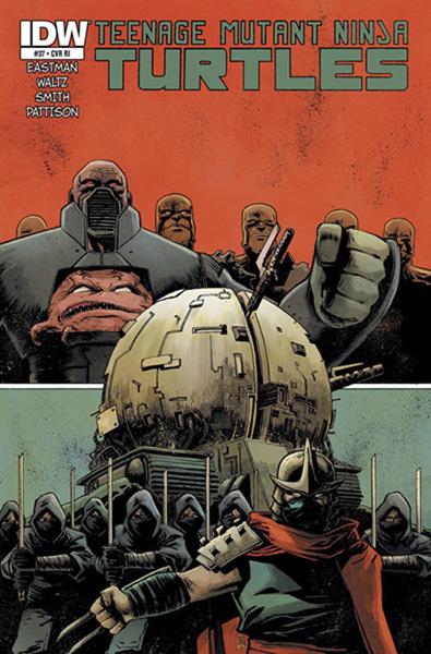 Teenage Mutant Ninja Turtles #37 - IDW Publishing