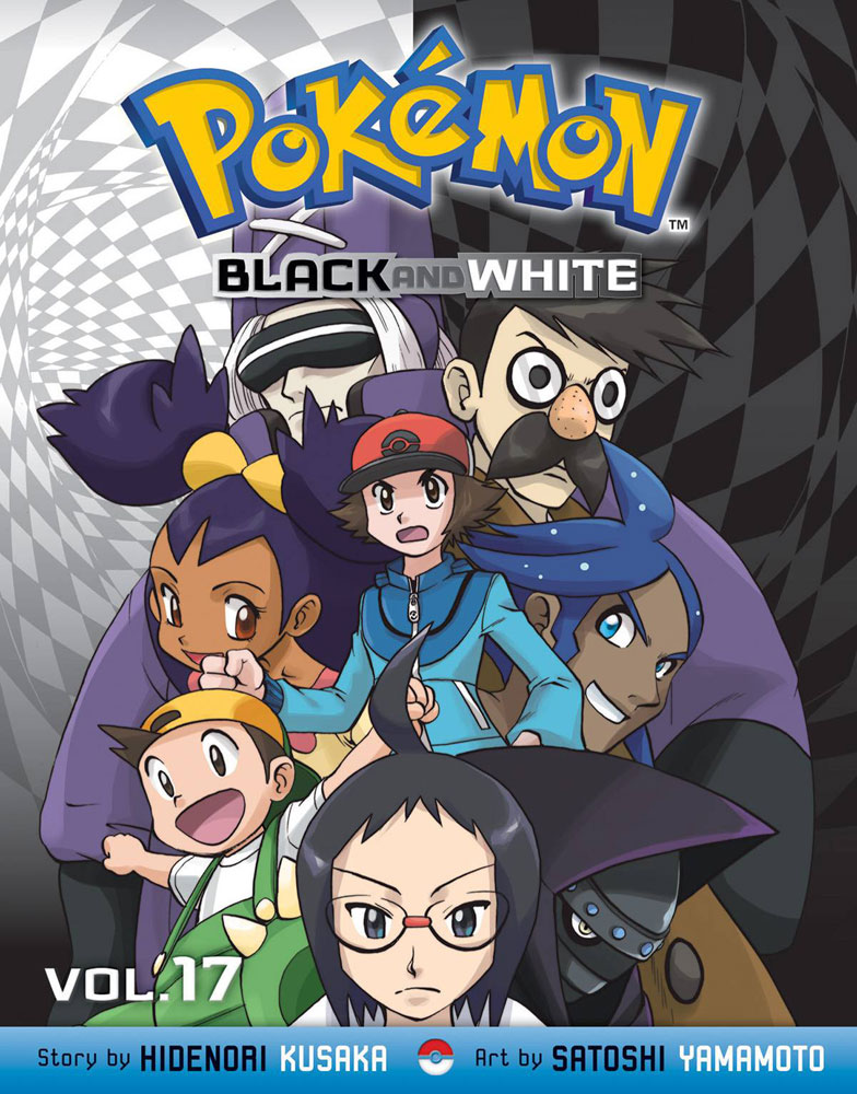 Image: Pokemon: Black & White Vol. 17 SC  - Perfect Square