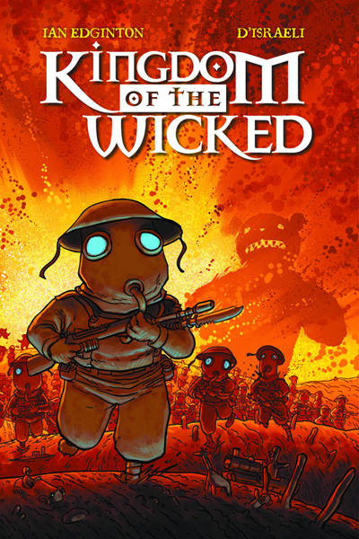 Image: Kingdom of the Wicked HC  - Titan Comics