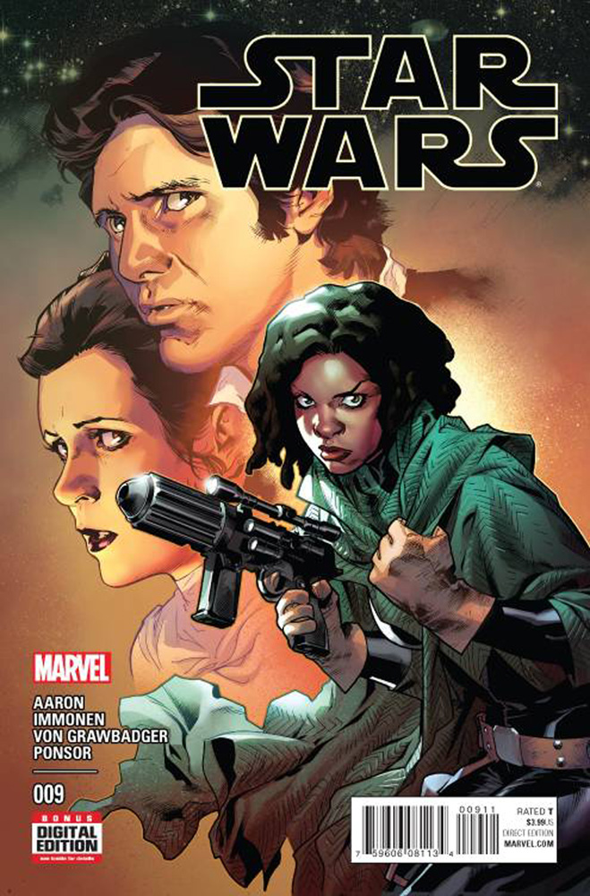 Image: Star Wars #9 (2015) - Marvel Comics