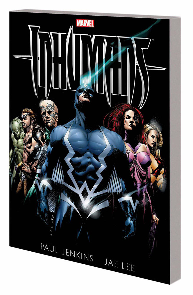 Image: Inhumans by Paul Jenkins & Jae Lee SC  (new printing) - Marvel Comics