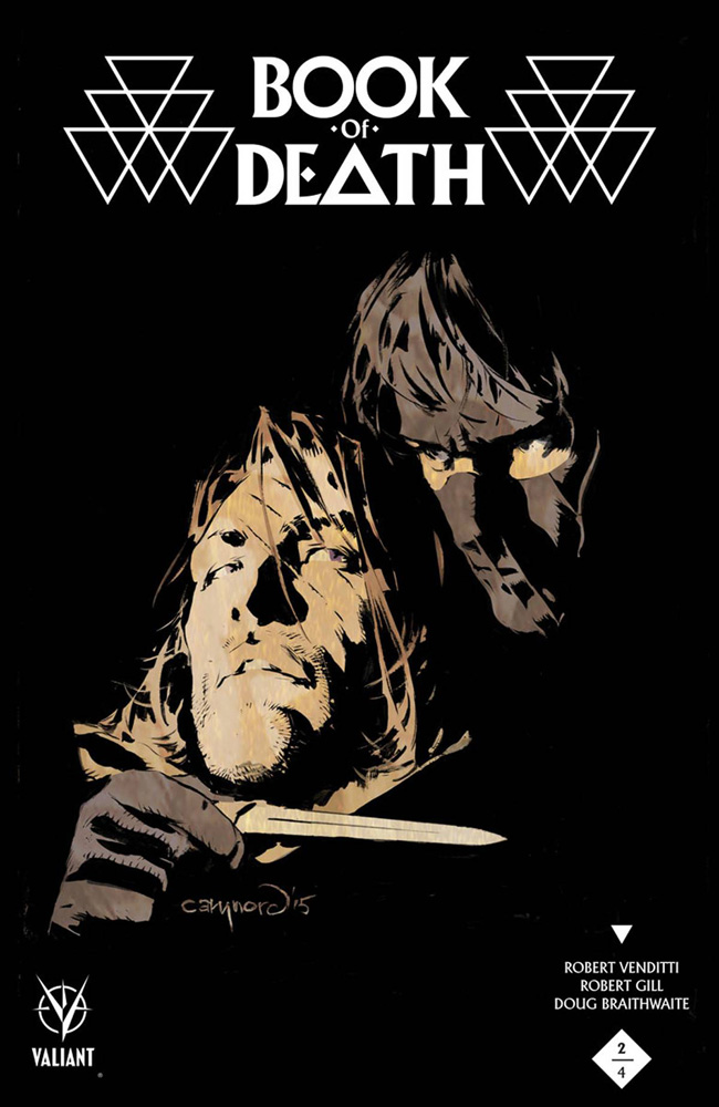 Image: Book of Death #2 (cover A - Nord) - Valiant Entertainment LLC
