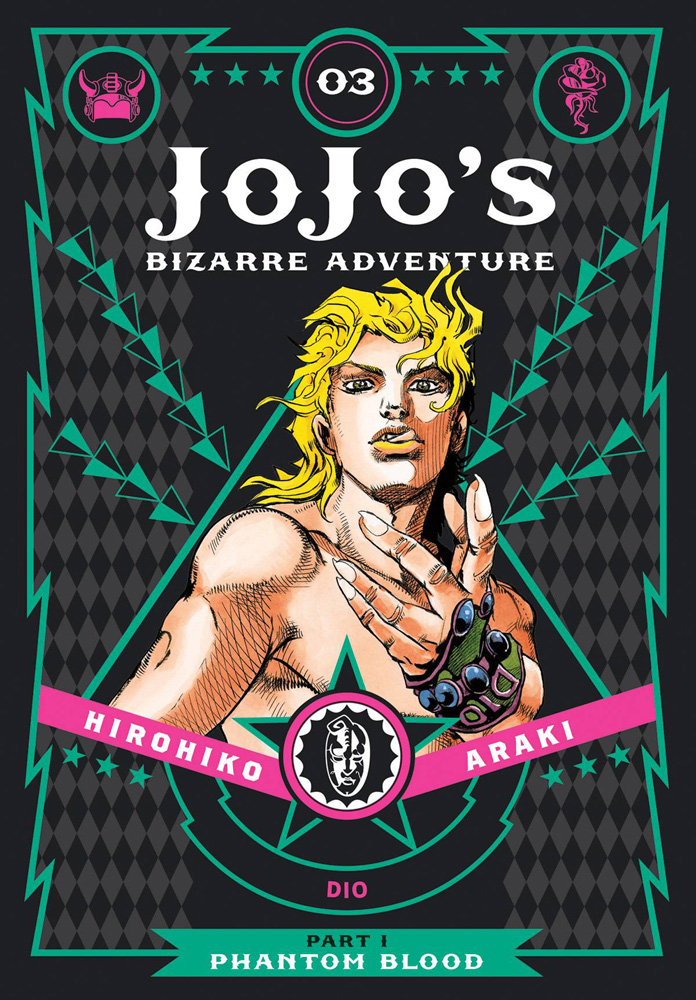 Image: JoJo's Bizarre Adventure Vol. 03: Phantom Blood Part 01 HC  - Viz Media LLC