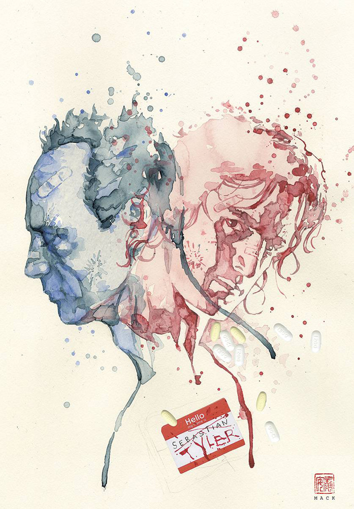 Image: Fight Club 2 Library Edition HC  - Dark Horse Comics