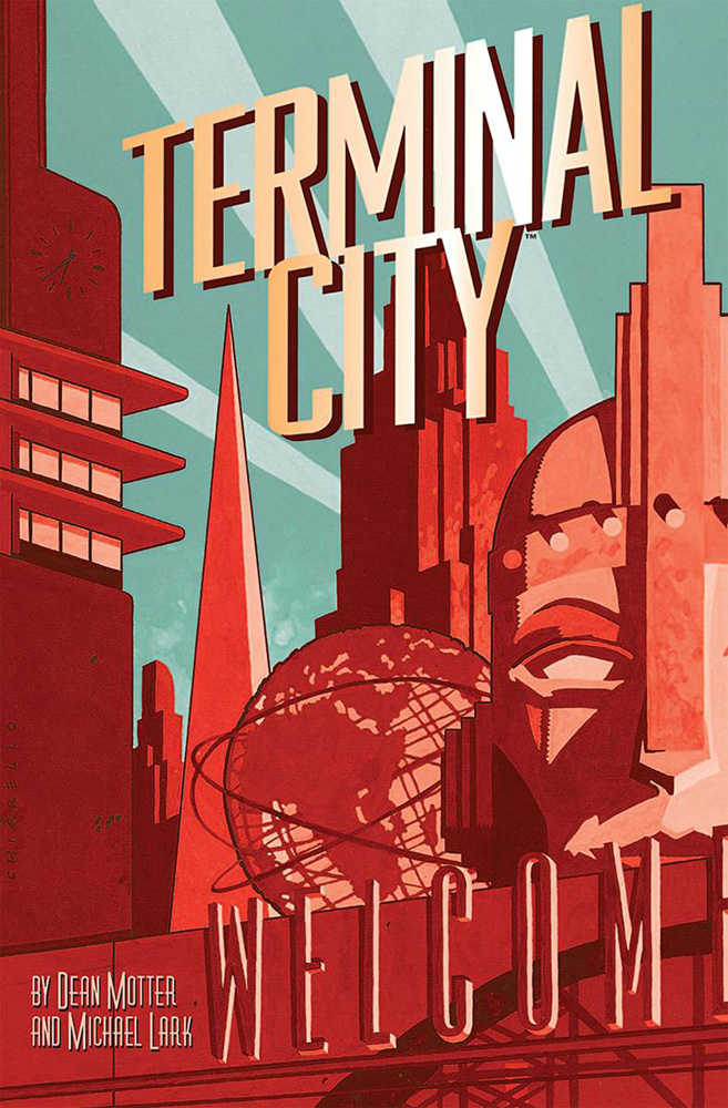 Image: Terminal City Library Edition HC  - Dark Horse Comics