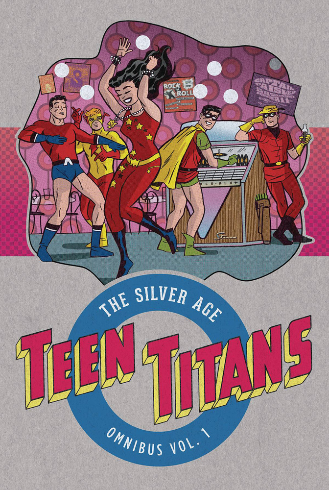 Image: Teen Titans: The Silver Age Omnibus HC  - DC Comics